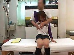 pervertido adolescente masajista