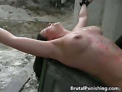 Hardcore, fetiche y brutal punishement part5