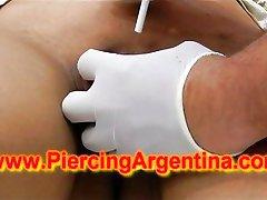 Piercing en el Clítoris - Colocación Genital