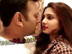 India caliente sexy cortometraje porno