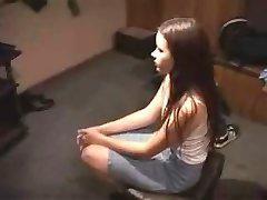 18 år gamle russiske ungdoms jente
