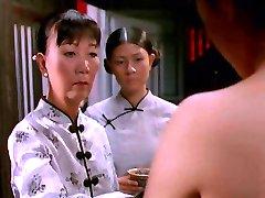 Escenas en Vietnamita película - El Blanco Vestido de Seda
