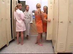 Lesbian Gym Girls
