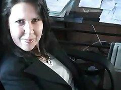Golondrina en la oficina