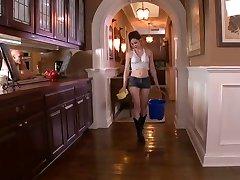 Jenna Ross jugando Ama de casa 1 guy 1 chica