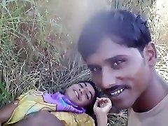 Crazy Amateur movie with Indian, Outdoor scenes