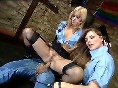 police threesome