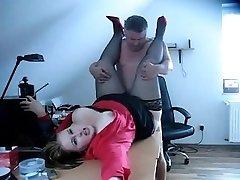 Boss super-hot fuck his Secretary(GETLaid24-com)