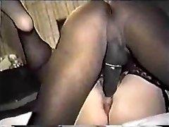 Amateur Big Caboose Wifey Enjoying Some Black Dick - Derty24