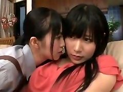 maid mother daughter in sapphic action