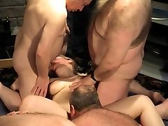 Wolves at swingers party
