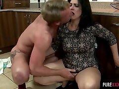 Luke Hardy & Montse Swinger in Swinger wife loves junior cock - PureXXXFilms
