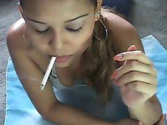 Rökning webbkamera 8