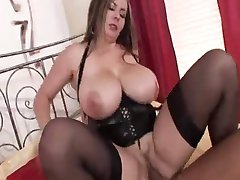 Huge-Boobs-Milf hard fucked