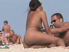 Nude Beach - Hot Babes