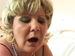 Mature Chubby Anal Sex