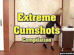 Extreme Cumshot Compilation
