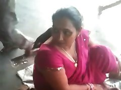 Busty Indian MILF on a Train Station 2 (o) (o)