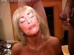 Big British Bukkake Bash - cumshot compilation