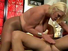 Plumper Grandmother in Anal Scene 220.SMYT