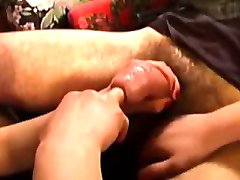 cock and finger fucking -insertion