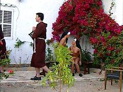 italien des prêtres et des religieuses jk1690