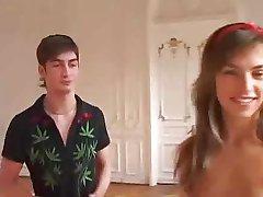 hot russian teen 3 way