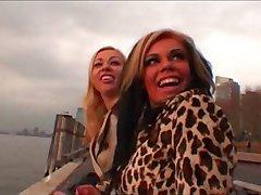 Gia and Andriana - Bad girls duo