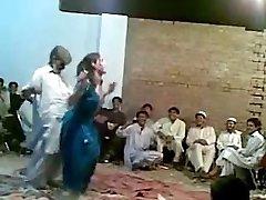 Afghani elder guy funny fabulous dance with hot shemale Ghazala