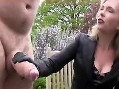 Huge Dick Gets Jacked and Cum
