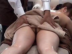 Eigen Olie Massage Salon voor de Gehuwde Vrouw 1.2 (Gecensureerd)