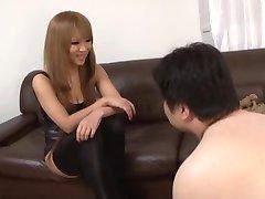 japansk Dominant kvinna