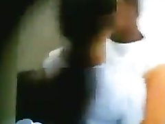Desi mallu wife kissing by his friend in Bathroom.mp4