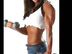 Hot Muscular Toned GFs!
