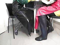 Raicoats & förkläde
