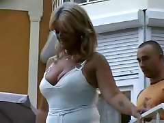 Hot Mature Karola GangBang
