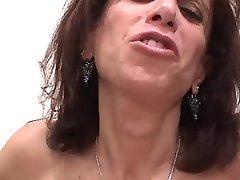 Big Titty Ugly MILF Sucks Dick & Gets Titty Fucked