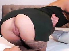 Curvas Chica Con Grandes Tetas Solo Masturbación
