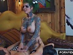 PORNFIDELITY - Sydnee Vicioso de Punk Rock Creampie