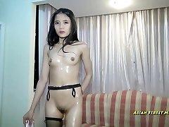 Asiático Adolescente Supeur