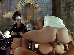 Dora & Michelle Group sex