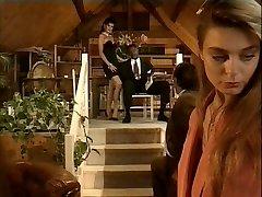 Zara Whites in a classic Italian movie