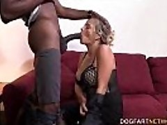 MILF Lexxi Lash Having Her First-ever Interracial Fuck At DogFart Network