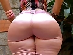 Milf Mature in tight denim big ass butt mommy phat booty