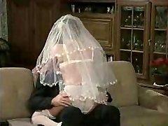 Sizzling Bride! Retro pornography!
