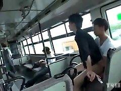 Men�s Camp Molesters in a Bus ????