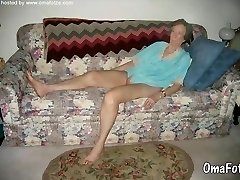 OmaFotzE Homemade Grandmother Pictures Compilation
