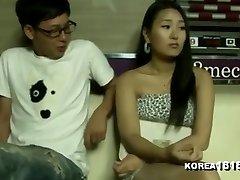 KOREA1818.COM - Uber-sexy Pool Hall Girl