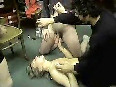 Finest pornstar in extraordinaire vintage, anal adult video