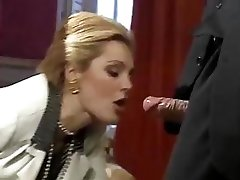 The best XXX flicks from gorgeous classic pornography star Laure Sainclair